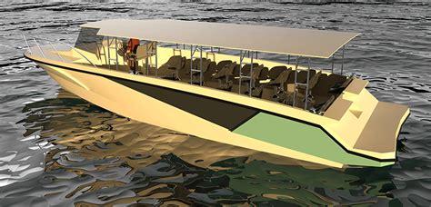 yolcu teknesi stark 45c gezi teknesi dalis teknesi - Tekne Satın Al