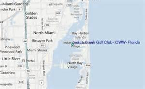 indian creek florida map indian creek golf club icww florida tide station