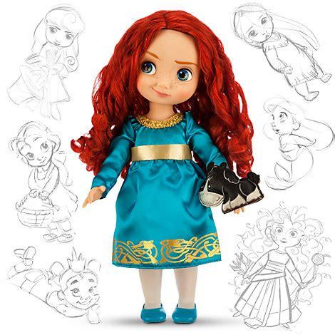 Animators Doll Original Disney Store disney animators collection merida doll 16 disney store