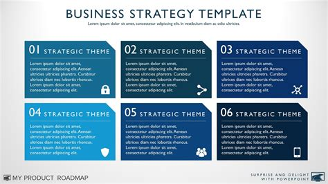 business strategy template business strategy template
