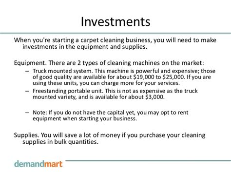 start carpet cleaning business start carpet cleaning business