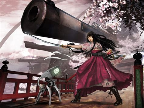 anime ninja girl wallpaper ninja anime 036 imagez only