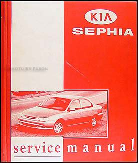 free online auto service manuals 2000 kia sephia free book repair manuals 1998 2000 kia sephia repair shop manual original