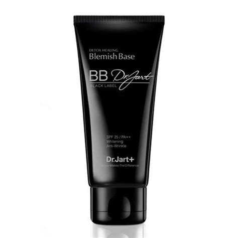 Dr Jart Black Label Detox Bb by Beautynetkorea Dr Jart Black Label Detox Healing Bb