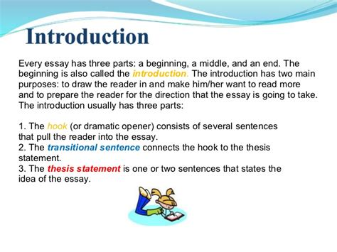 how to start a book report introduction essay writing power point 1