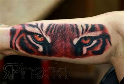tattoo 3d tiger 3d tattoos that are unbelievably brilliant