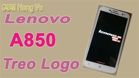 tutorial flash rom lenovo a850 lenovo a850 treo logo flash firmware by sp flashtool fix