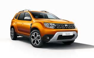 Renault Duster At Frankfurt 2017 2018 Renault Duster Won T Get A 7 Seater