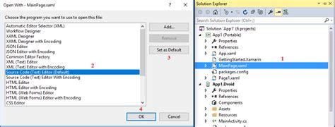 xamarin grid tutorial now restart your visual studio and you will find better