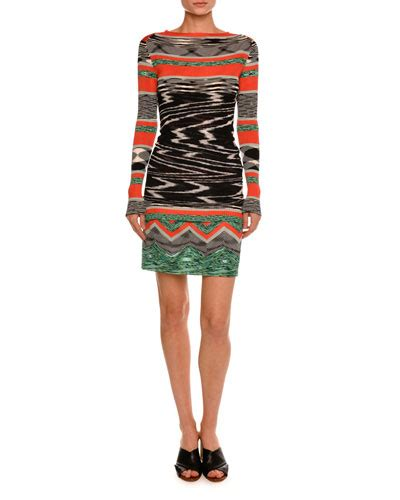 To The Bring A Missoni Bandeau Dress by Missoni Apparel Dresses Tops At Neiman