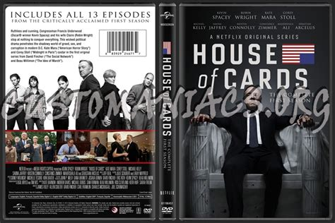 House Of Cards Dvd by Forum Tv Show Custom Covers Page 10 Dvd Covers