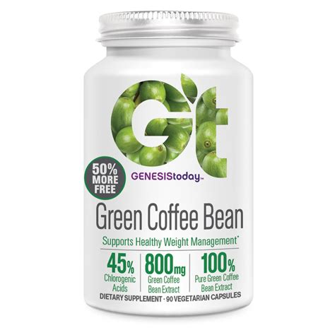 Robusta Lung By Genesis Coffee genesis today green coffee bean 90 count