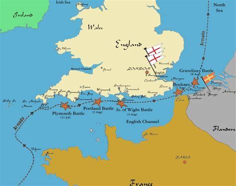 invincibile armada defeat of the quot invincible quot armada 1588 ships and viking