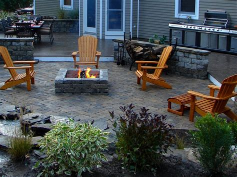 diy backyard fire pits 66 fire pit and outdoor fireplace ideas diy network blog