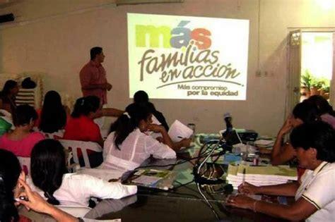 pagos familias en accion en villavicencio 2016 desde este 26 de abril pagos a beneficiarios de m 225 s