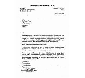 74 sample of reply to show cause letter write a cv for student absconding letter show cause notice sample formats for spiritdancerdesigns Image collections