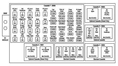 2004 jeep grand power seat wiring diagram gallery