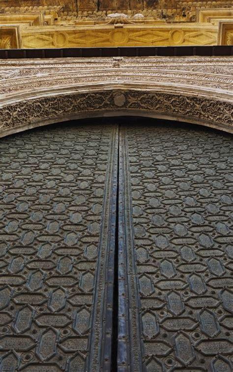 entrada mezquita de cordoba la entrada principal a la mezquita de c 243 rdoba ya habla de