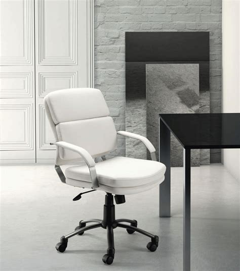 Sleek Office Chair by Sleek Modern Office Chair Z329 In White Office Chairs