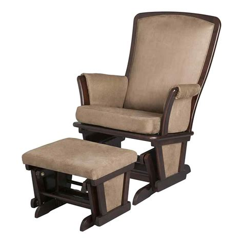 gliding chair with ottoman the images collection of glider babies r us walmart glider