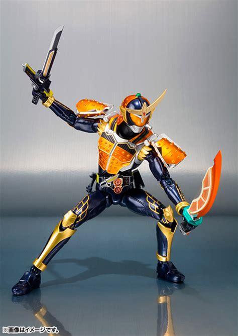 Kamen Rider Gaim Orange Arm Bandai s h figuarts kamen rider gaim orange arms collectiondx