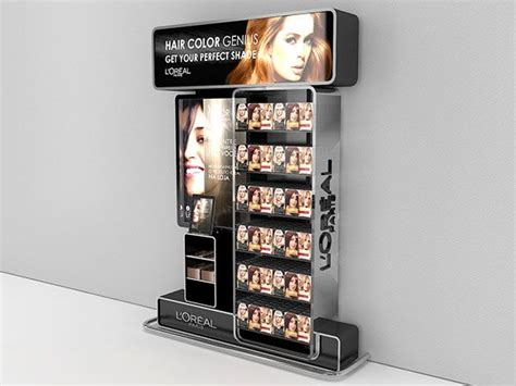 Shelf Of Hair Color by 26 Best Pop Display Images On Pos Display