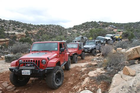 Best Jeep Trails In Moab Top Of The World Trail Report Moab Easter Jeep Safari