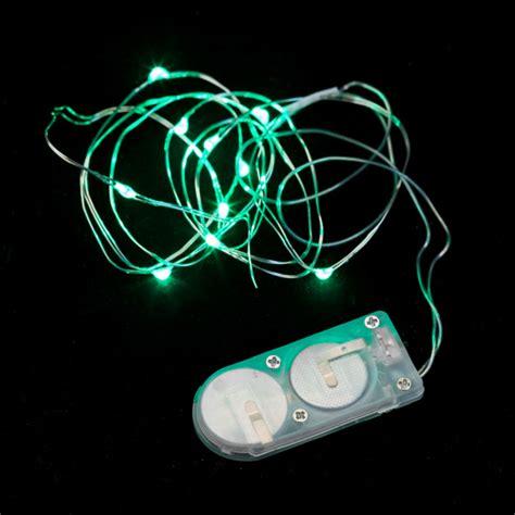 10 Micro Led Green Submersible String Light Micro Led Light