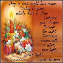Friday Night Dinner Ideas For Family Day Is Over Night Has Come Goodnight Sweet Dreams Pictures Photos And Images For Facebook