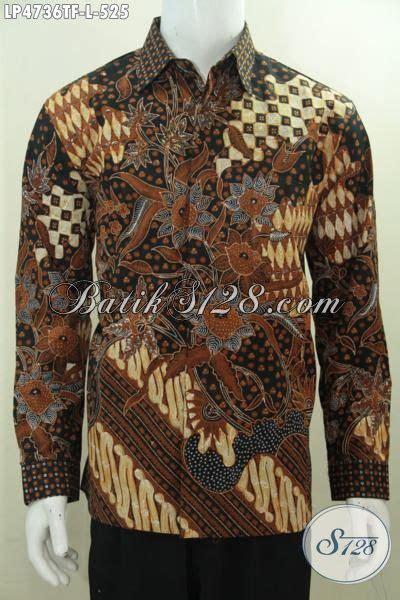 Batik Tulis Asli Naga hem batik premium motif klasik daleman furing baju batik mewah tulis tangan asli buat