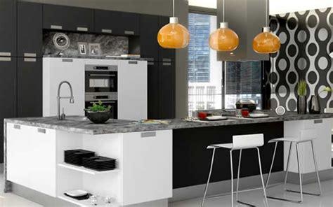 Black Kitchen Design contemporary kitchen interior design ideas sagne etoile
