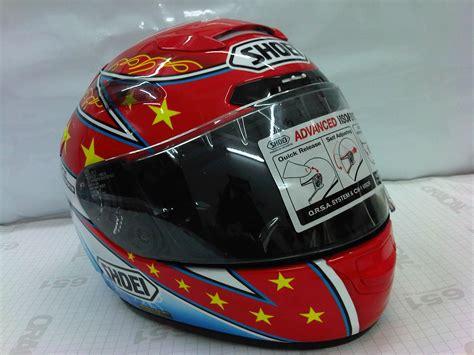 Helmet Shoei Zulfahmi Zulfahmi Shoei Helmet 2 Motomalaya