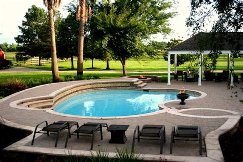 City Backyard Landscaping Ideas Swimming Pool Design Ideas Landscaping Network