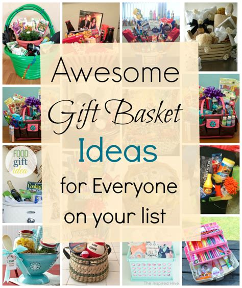 diy gift basket ideas for everyone on your list awesome gift baskets to make for everyone on your