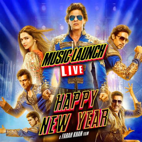 film streaming bollywood happy new year music launch live streaming shah rukh khan