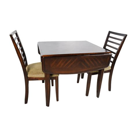 Raymour And Flanigan Dining Room Set by Raymour And Flanigan Round Glass Dining Table Decorative