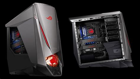 Asus Gt51ch Id002t Pc Dekstop ces 2017 rog showcases upcoming gaming gear