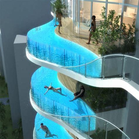 piscine sul terrazzo in piscina sul balcone di casa casa it