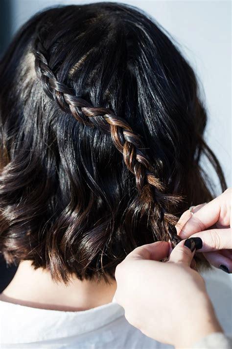 step by step braid short hair 28 short hairstyles braids ideas that look amazing magment