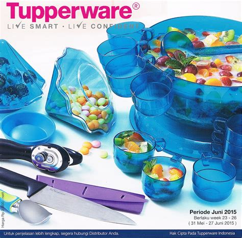 Activity Tupperware Katalog Activity Tupperware Bulan Juni 2015 Aliatupperware