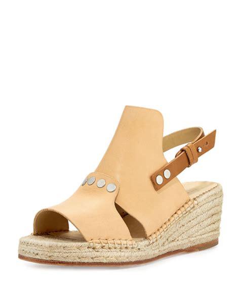 neutral wedge sandals rag bone sayre ii espadrille wedge sandal neutral
