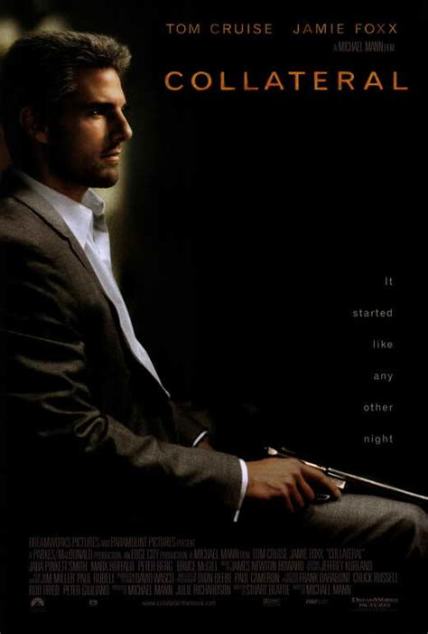 movies tom cruise jamie foxx collateral movie posters from movie poster shop