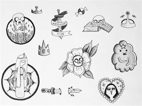 adventure tattoo ideas adventure time designs by pixiebmth on deviantart