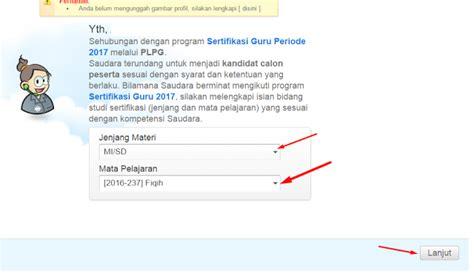membuka rekening mandiri secara online pendma kab mojokerto pendaftaran plpg mandiri secara online