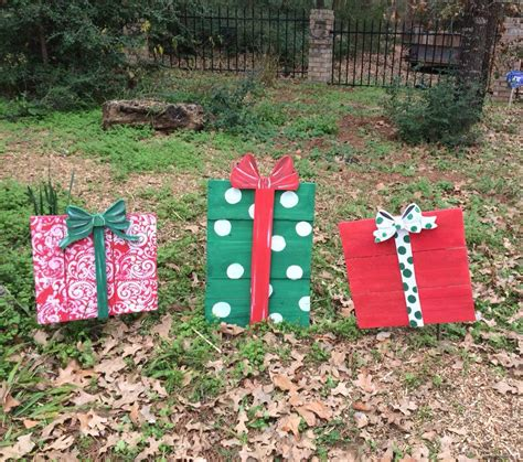 backyard gifts christmas gift yard decor wooden gift outdoor by