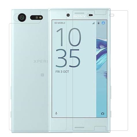 Nillkin Sony Xperia X Compact Free Anti Gores Ready nillkin transparent screen protector for sony xperia
