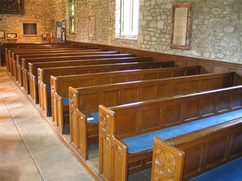 church pews prices