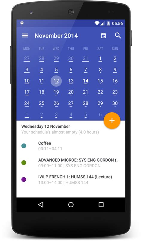 Today Calendar Pro Today Calendar Pro Android Apps On Play