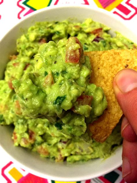 Lifestylefood A Delicous Guacamole Recipe by Easy Guacamole Recipe Best Authentic Mexican