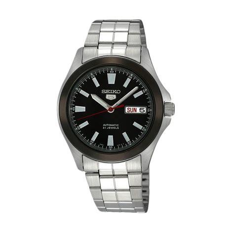 Jam Tangan Seiko 5 Wanita Tanggal Hari Aktif Itkombinasimewah jual seiko 5 automatic snkl11 silver hitam jam tangan pria harga kualitas terjamin